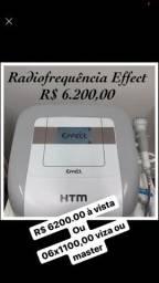 Radiofrequência effect