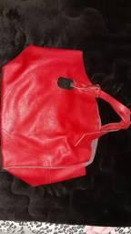 Bolsa de couro Furla Original