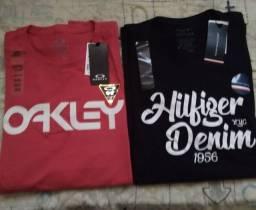 Kit com 2 camisetas