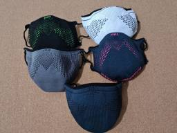 Máscaras esportivas