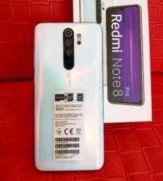 M-TECH - Xiaomi Redmi Note 8 PRO 128gb com 6gb de RAM - PArcelamos - Entregamos