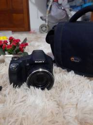 Câmera fotográfica SUPER ZOOM sony