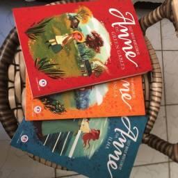 Livros Anne com E