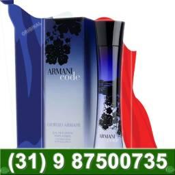 Perfume Armani Code 50 ml Feminino Original