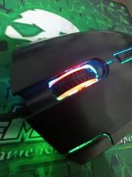 Mouse Gamer RGB Goldentec GT Strike 4000 DPI