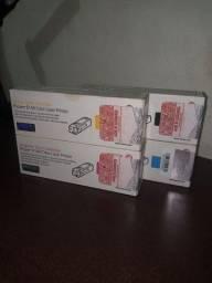 Toner Original 106r01484 Xerox Phaser 6140 - Kit com Todas Cores