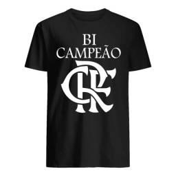 Camisa Flamengo Bi-Campeão Brasileirão 2021