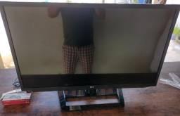 TV LG 3D  43 polegadas usado sem avaria