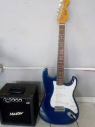 Troco guitarra , e cubo por ps3 ou ps4