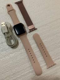 Relógio Apple Watch series 5 40mm rose