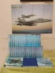 Coleção - Aviões de Combate