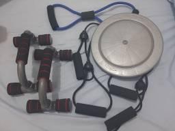 Título do anúncio: Material para exercícios e ginástica NOVOS