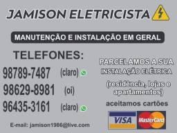 jamison eletricista zap *