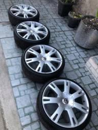 R18 Tala 6 com os 4 pneus bom