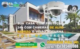 Título do anúncio: Suas próprias ameras de Segurança HD