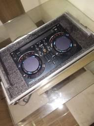 Título do anúncio: Controladora pioneer Wego 4 + Ipad64GB +Case Nova