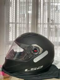capacete ls2 ff358 FOSCO