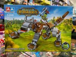 Lego medieval 187 peças