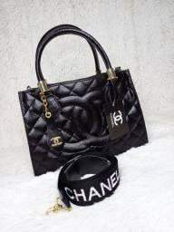 (NOVA) Bolsa Chanel Média