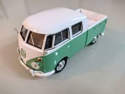 Miniatura Kombi Pickup T1 Type 2 - Escala 1/24 - 18cm