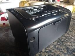 Impressora Laserjet HP P1102W Wifi USB