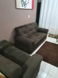 Vendo sofa 3 e 2 lugares