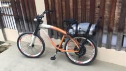 Título do anúncio: Bicicleta elétrica 1500 watts 48volts