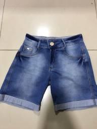 Vendo shorts tudo 10,00 cada
