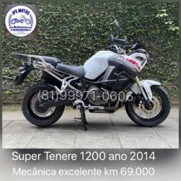 Yamaha Super Tenere 2014 extra