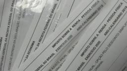 Declaração de imposto de renda IR 2021