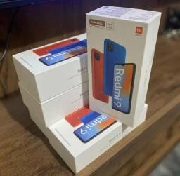 Título do anúncio: Celular Xiaomi Redmi 9 - 4GB Ram 64GB Rom - Dual Chip