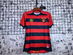 Camisa futebol Sport 2021