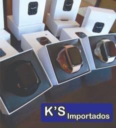 Smartwatch Iwo W26 Plus Tela Infinita