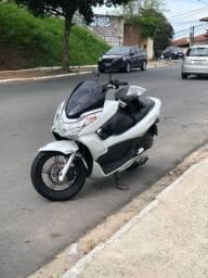 Honda PCX Branca - Oportunidade