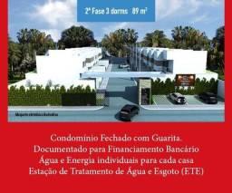 Casas Duplex Residencial Vitória Regia