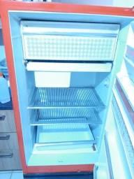 Geladeira antiga frigidaire faço rolo tbm
