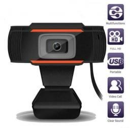 Título do anúncio: Câmera Webcam HD 720p