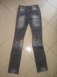 Título do anúncio: Calça jeans preta John John