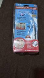 Removedor de placa dentária