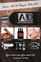 Título do anúncio: AD Distribuidora