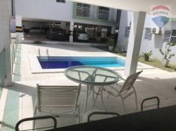 Título do anúncio: Apartamento com 2 dormitórios à venda, 55 m² por R$ 155.000,00 - Água Fria - João Pessoa/P