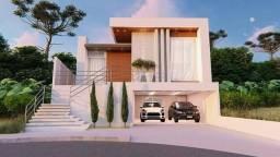 Casa linear maravilhosa no Vale dos Cristais, imóvel novo.