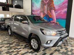 Título do anúncio: Toyota Hilux SRV 2.8D 4x4 diesel automática -2018