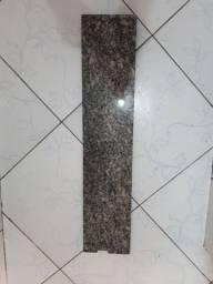 Batente de cozinha de mármore