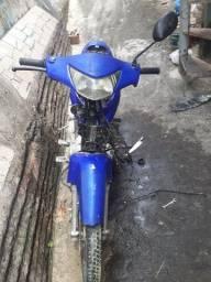 Moto Souza 100cc 2016