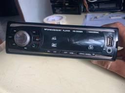 Título do anúncio: Radio roadstar c/USB e cartão de memória