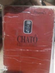 Livro chato o rei do Brasil