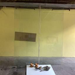 Título do anúncio: Portas de vidro de abrir (Pivotante)