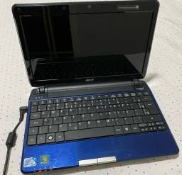 Notebook ACER (OBS: passo cartão)