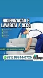 Título do anúncio: HE Higienização atende toda Região de Pernambuco